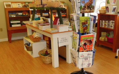 The Museum Gift Shop open Saturdays in March and April