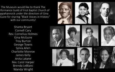 """View the """"Voices in Black History"""" Program Online"""